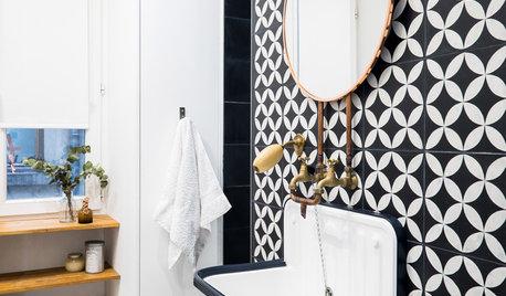 5 règles à suivre pour réussir une salle de bains industrielle
