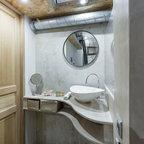 Tenth Street Residence Modern Bathroom San Diego