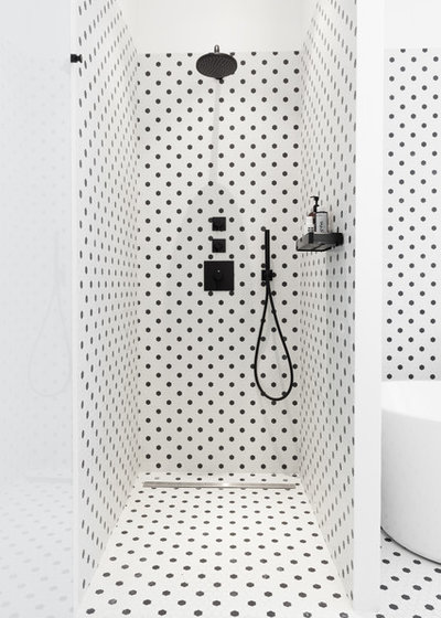 Contemporary Bathroom by CORE ARCHITECTURES