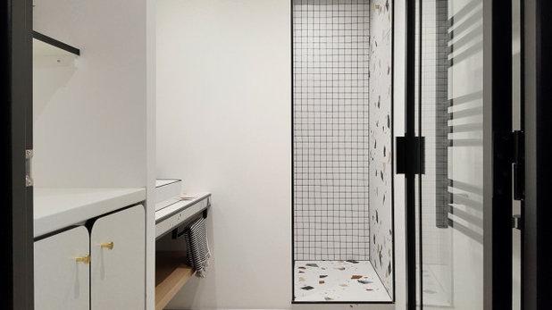 Фьюжн Ванная комната by Chopardesign