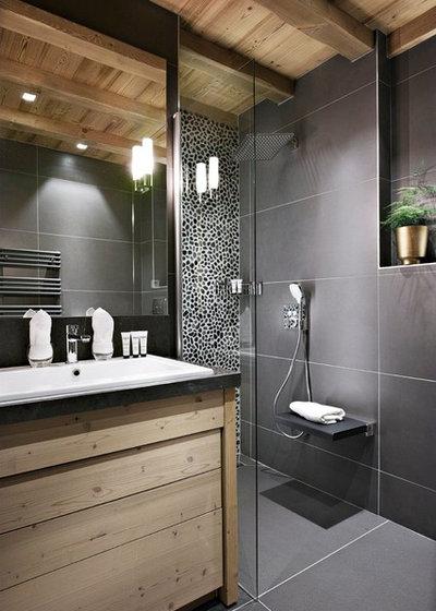 Qu debes saber si vas a poner revestimiento cer mico en tu ba o Revestimiento de paredes para duchas