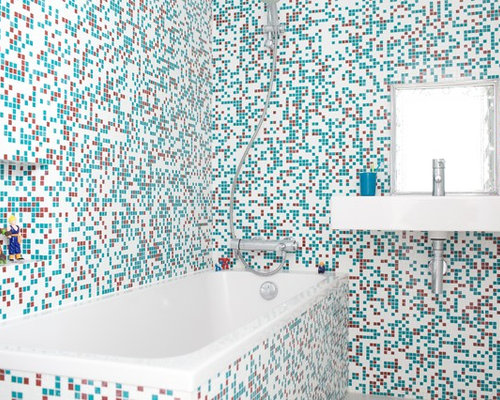 Salle de bain photos et id es d co de salles de bain for Definition salle de bain