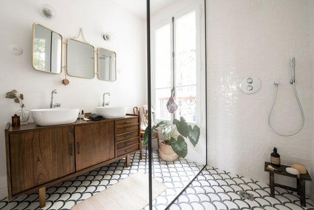 Salle de Bain by Cécile Humbert - Design d'intérieur