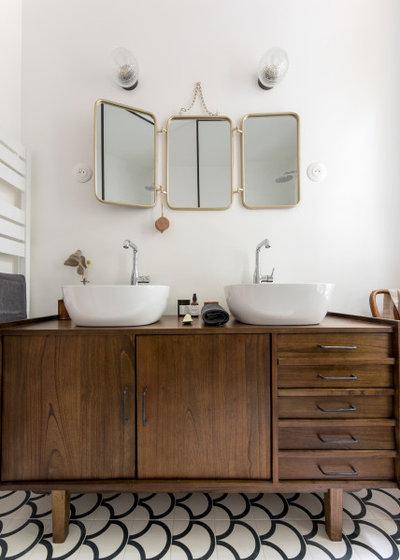 Badezimmer by Cécile Humbert - Design d'intérieur
