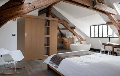 12 astuces pour une salle de bains digne d 39 un grand h tel - Amenager une salle de bain dans une chambre ...