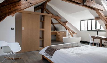Conseils de pro pour aménager une salle de bains dans votre chambre