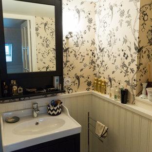Salle de bain campagne Brest : Photos et idées déco de salles de bain