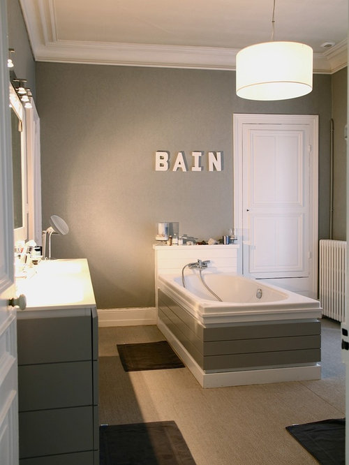 Contemporary Bathroom Design Ideas, Renovations & Photos
