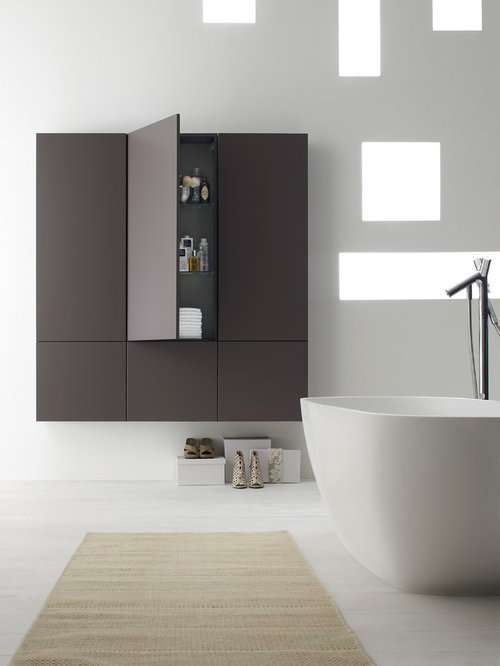 mobilier de salle de bain pollock d 39 arcom. Black Bedroom Furniture Sets. Home Design Ideas