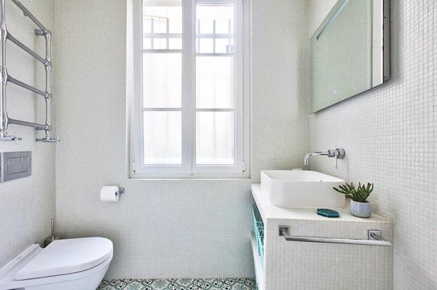Minimalistisch Badezimmer by NEVA Architecture Intérieure - Interior Design