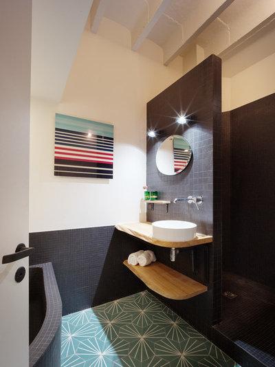 Contemporáneo Cuarto de baño by Atelier Pelpell