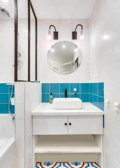 Contemporain Salle de Bain by User