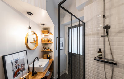 8 Clever, Space-Saving Ideas For Bathroom Storage