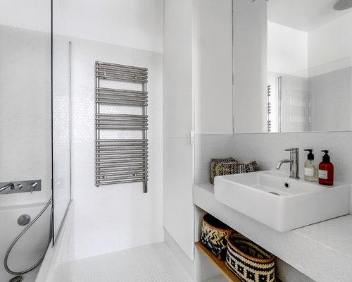 Cabine De Douche Moderne Exemples : Salle de bain photos et id� es d� co salles