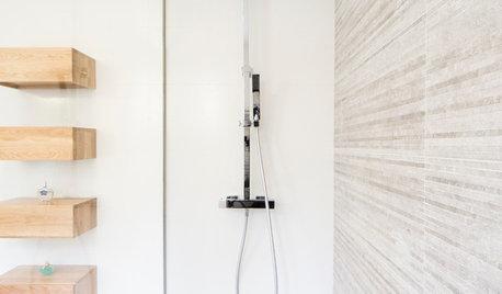 Photothèque :  70 douches inspirantes mêlent déco et bien-être