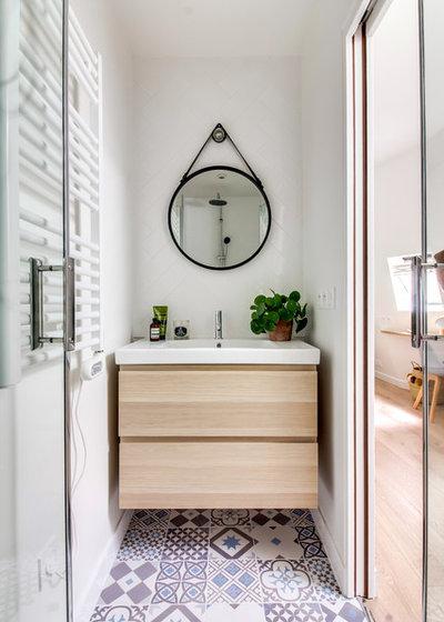 Contemporary Bathroom by Transition Interior Design