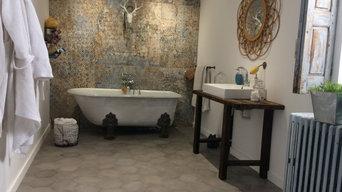 Projet salle de bain & WC moderne