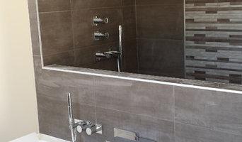 Réalisation d'une Salle de bain pour un particulier