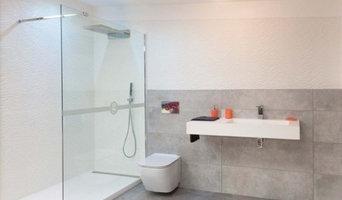 """Réalisation du Showroom """"Espace salle de bain"""""""