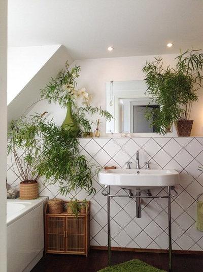 Восточный Ванная комната by Lucio Di Martino
