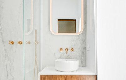 10 robinets subliment les salles de bains