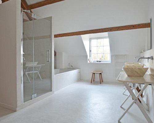 Salle de bain campagne : Photos et idées déco de salles de bain