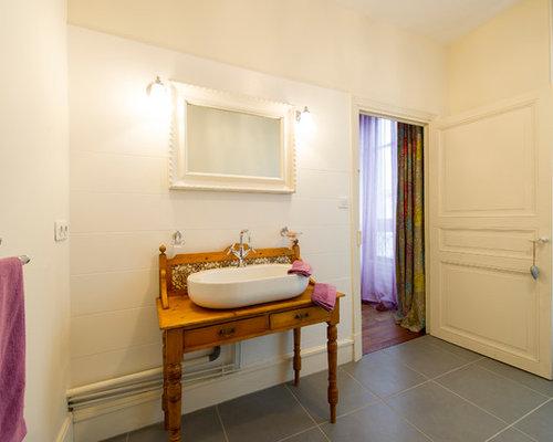 salle de bain avec des carreaux de c ramique photos et id es d co de salles de bain. Black Bedroom Furniture Sets. Home Design Ideas