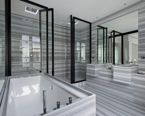 salle de bain : photos et idées déco de salles de bain - Salle De Bains Photos