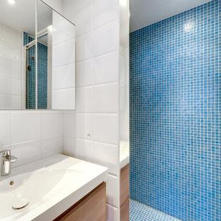 Ispirazione per una stanza da bagno nordica