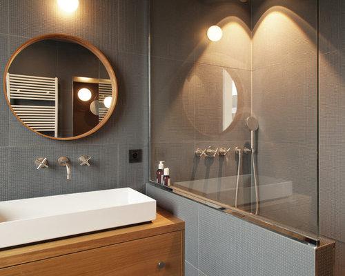 Salle d 39 eau photos et id es d co de salles d 39 eau for Petite salle de bain avec toilette