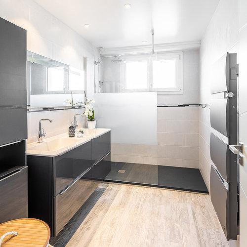 Kleine Badezimmer in Toulouse Ideen, Design & Bilder | Houzz
