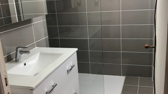 Rénovation d'un appartement T4 quartier Recouvrance à Brest