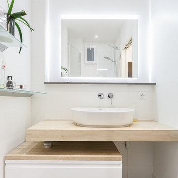 Rénovation d'un spacieux appartement - Paris 15ème