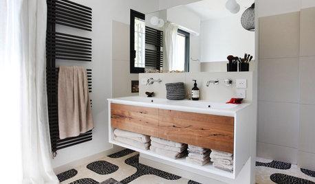 Secrets de Houzzers : Vos astuces pour nettoyer la salle de bains