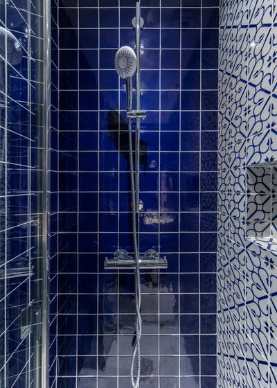 Contemporain Salle de Bain by Octant Design