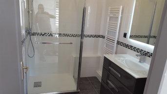 Rénovation d'une salle bain