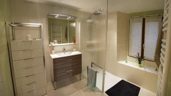 Rénovation d'une salle de bains (01)