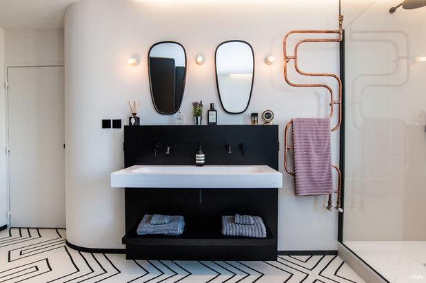 Contemporary Bathroom by Gomez Carrelages & Bains