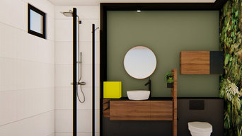 Rénovation petit espace : salle de bains