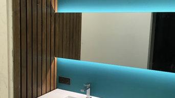 Rénovation petite salle de bains