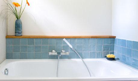 Avant/Après : Une salle de bains gagne en lumière