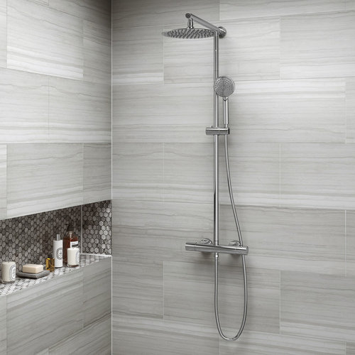 Contemporary Tile Design Ideas: Best Bathroom Design Ideas & Remodel Pictures