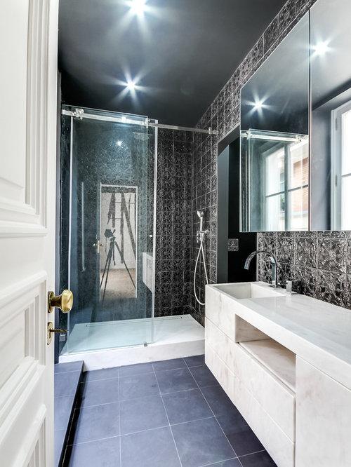 Salles de bains et WC contemporains : Photos et idées déco de ...