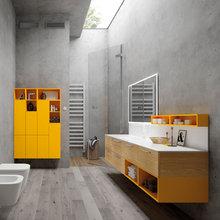 Salle de bain design et moderne, sdb sur-mesure, showroom ...
