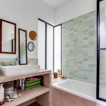 salle de bain Duplex Paris