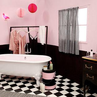 Salle de bain féminine