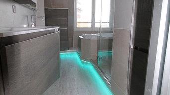 Salle de bain Paris 8ème
