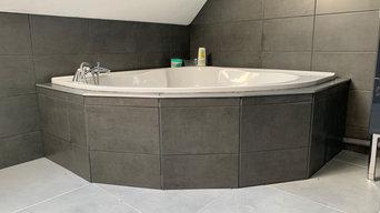 Salle de bain - Revêtement de sols et murs