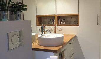 Salle de bains Bois Colombe