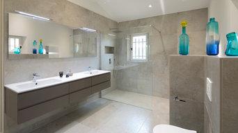 Salle de bains Chambord